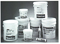 Fiberfrax Coating Cements & Rigidigers